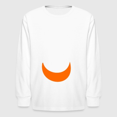 MOON - Kids' Long Sleeve T-Shirt