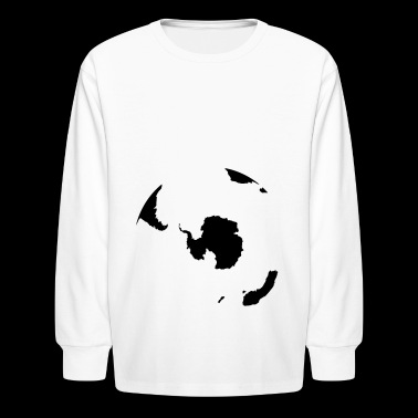 Antarctica - Kids' Long Sleeve T-Shirt