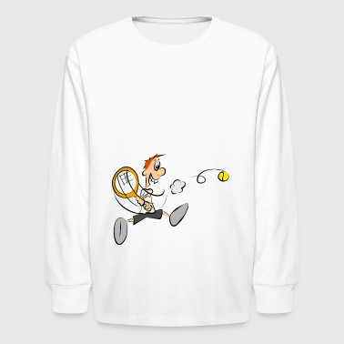 tennis - Kids' Long Sleeve T-Shirt