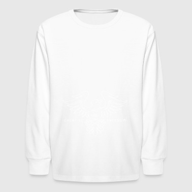 Creative Freedom - Kids' Long Sleeve T-Shirt