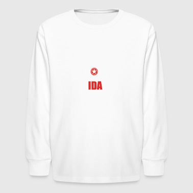 Geschenk it s a thing birthday understand IDA - Kids' Long Sleeve T-Shirt