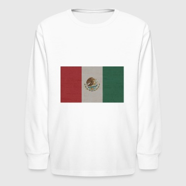 mexico - Kids' Long Sleeve T-Shirt