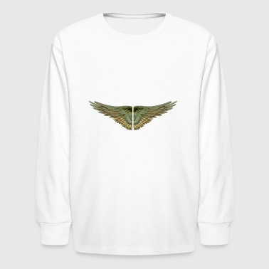 wings - Kids' Long Sleeve T-Shirt