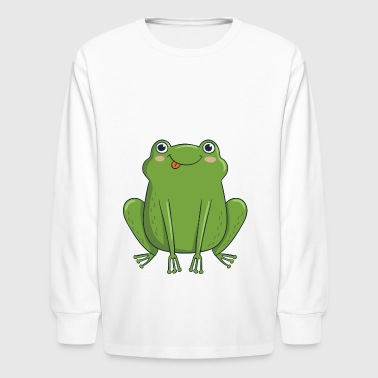 FROG - Kids' Long Sleeve T-Shirt