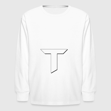 TorN Gaming Logo - Kids' Long Sleeve T-Shirt