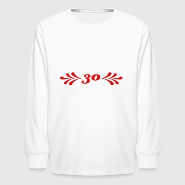2541614 14734649 30 - Kids' Long Sleeve T-Shirt