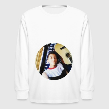 LilHankFigzz - Kids' Long Sleeve T-Shirt