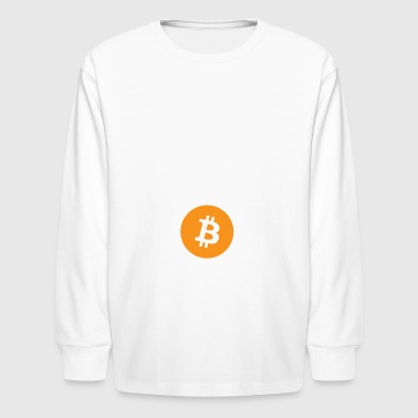 Fuck Bank Bitcoin - Kids' Long Sleeve T-Shirt