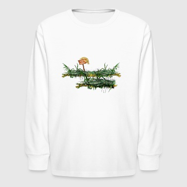 DRAIN THE SWAMP - Kids' Long Sleeve T-Shirt