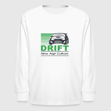 DRIFT FRS - Kids' Long Sleeve T-Shirt