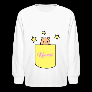 Kawaiiness - Kids' Long Sleeve T-Shirt
