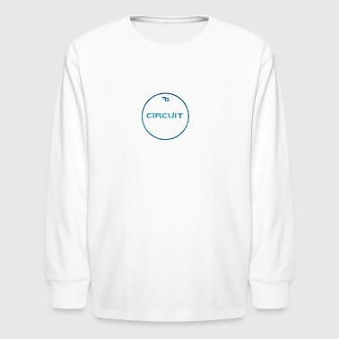 Circuit - Kids' Long Sleeve T-Shirt