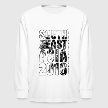 Southeast Asia 2016 - Kids' Long Sleeve T-Shirt