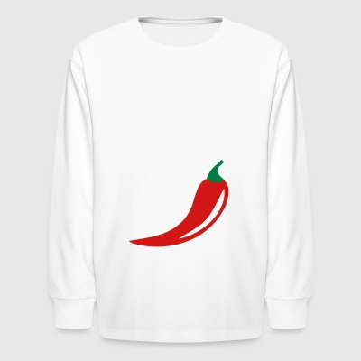 chili - Kids' Long Sleeve T-Shirt