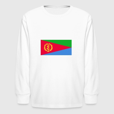 Eritrea - Kids' Long Sleeve T-Shirt