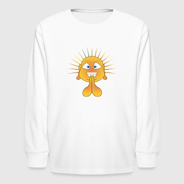 holy - Kids' Long Sleeve T-Shirt