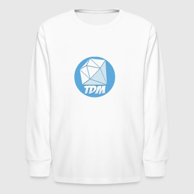 DANTDM!!! - Kids' Long Sleeve T-Shirt