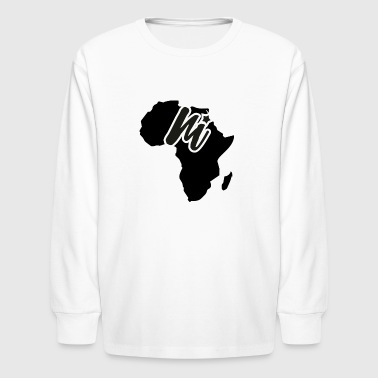 monibra.africacollection - Kids' Long Sleeve T-Shirt