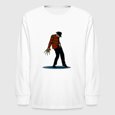 Freddy Can Dance - Kids' Long Sleeve T-Shirt