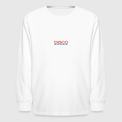 Tesco Disco - Kids' Long Sleeve T-Shirt