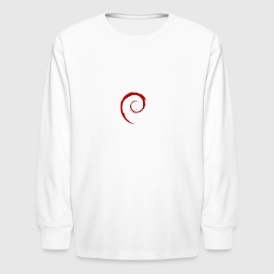 maze - Kids' Long Sleeve T-Shirt