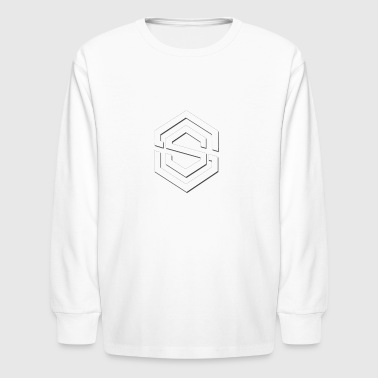 SoSaucy Mixer Merch - Kids' Long Sleeve T-Shirt