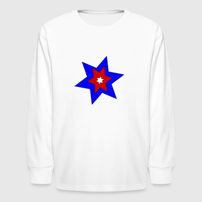 stars - Kids' Long Sleeve T-Shirt