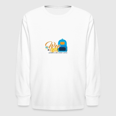 Wee Care - Kids' Long Sleeve T-Shirt