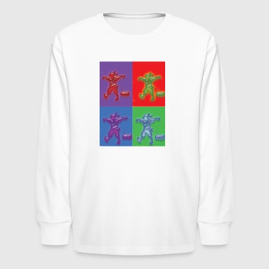 hiphop - Kids' Long Sleeve T-Shirt