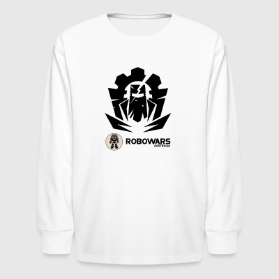 Robowars 2017 - Kids' Long Sleeve T-Shirt
