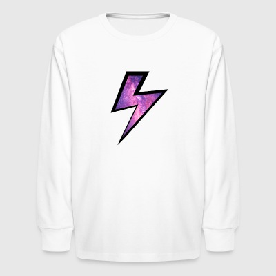 lightning - Kids' Long Sleeve T-Shirt