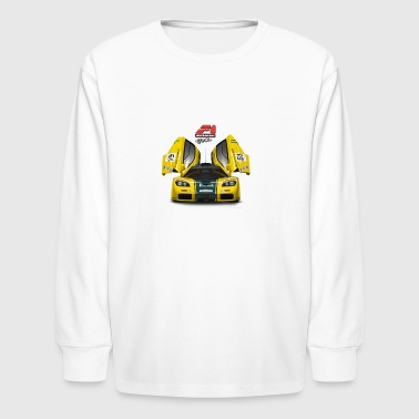 f1 gtr - Kids' Long Sleeve T-Shirt