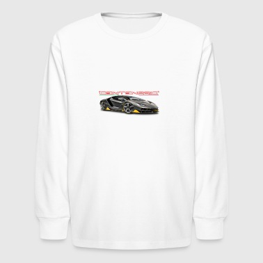 Lamborghini Centenario - Kids' Long Sleeve T-Shirt
