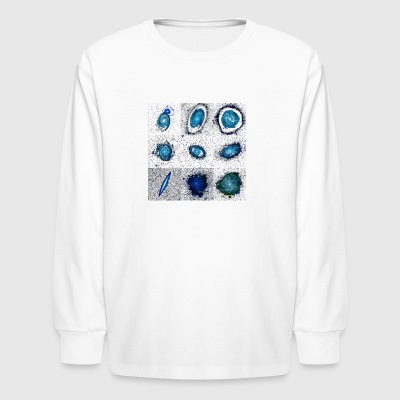 galaxies - Kids' Long Sleeve T-Shirt