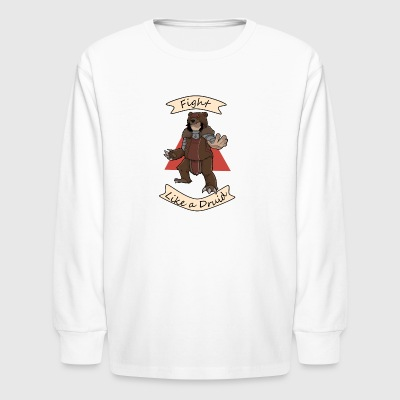 Druid - Kids' Long Sleeve T-Shirt