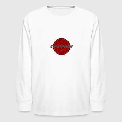 CHAMP_3 - Kids' Long Sleeve T-Shirt