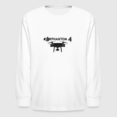 dji phantom 4 - Kids' Long Sleeve T-Shirt