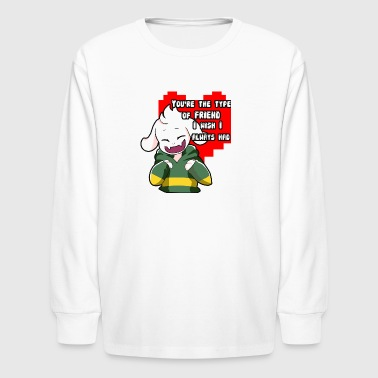 Friend - Kids' Long Sleeve T-Shirt