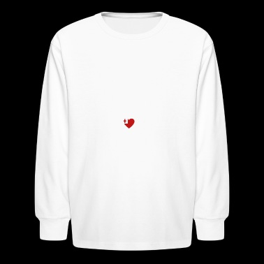 queens from geschenk i love TONGA - Kids' Long Sleeve T-Shirt