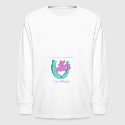 If You Have The Lead - Kids' Long Sleeve T-Shirt