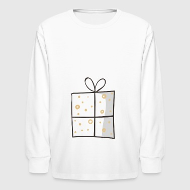 present 5 - Kids' Long Sleeve T-Shirt