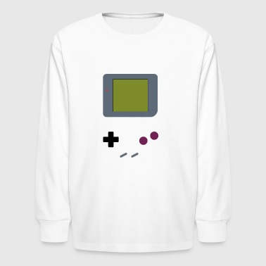 Gameboy - Kids' Long Sleeve T-Shirt