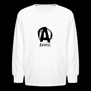 Animal Universal Nutrition - Kids' Long Sleeve T-Shirt