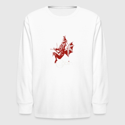 Goblin Rock Band - Kids' Long Sleeve T-Shirt