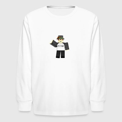 My Avatar - Kids' Long Sleeve T-Shirt