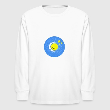 Sky - Kids' Long Sleeve T-Shirt