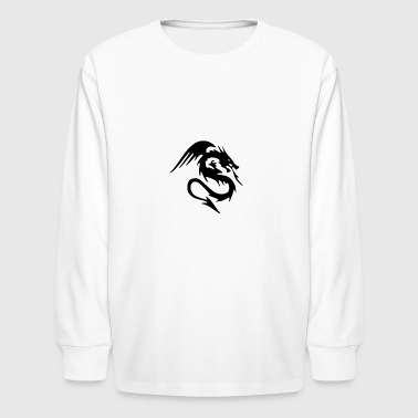 Dragon - Kids' Long Sleeve T-Shirt