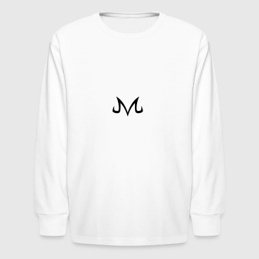 majin symbol - Kids' Long Sleeve T-Shirt