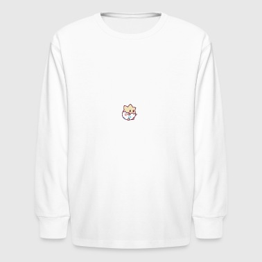 Kawaii - Kids' Long Sleeve T-Shirt