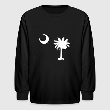 South Carolina - Kids' Long Sleeve T-Shirt